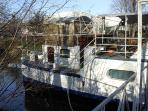 Boat for Guests - The Boat cabin