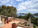 Amazing Saint tropez villa with roof terrace, sea view and private pool