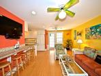 'ALMOST SOUTHERNMOST TOO' - Private Pool - Half Block To Duval St! Sleeps 8
