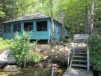 Private Vacation Rental Cabin on Lake Winnisquam Sleep 8 (CLA168W)