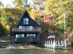 Lovely Waterfront Vacation Rental on Lake Winnpesaukee (SLE119Wsd)