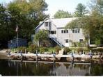 Fantastic Balmoral Waterfront Home on the Canal Sleeps 8 (CAM83Wflr)