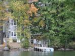 Unique and Absolutely Beautiful Vacation Home on Lake Winnipesaukee (HYN21Wc)