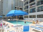 Nice Sands At South Beach Oceanside Unit with Pool - Myrtle Beach SC