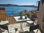 Villefranche sur Mer Apartment with Terrace over the Mediterranean