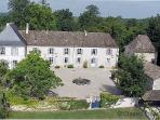 Charming Period Chateau with Tennis Court and Pool FRMD109 -