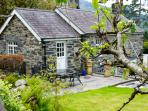 Tyn y Fron 4* self catering cottage