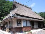 Kyoto's 150-year-old thatched house 'Tokuhei-an'