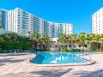 Great Hollywood Beach Condo with Ocean View