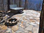 Great Stone Fire Pit - Just Add Marshmallows