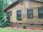 Dragonfly Cabin - Enjoy the Waterfall Off the Deck and Hike on 23 Private Acres