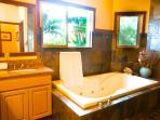 large jacuzzi tubs in the master bedrooms