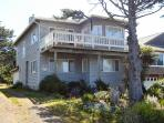 Anderson Trail House is a 3 bedroom 2 bath 2-story Ocean-view home just steps to the beach Sleeps 8 - 35589