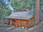 Romantic Rustic Log Cabin with Porch Swing & WiFi!