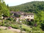 3BR/3BA apartment on Tuscan Estate in the Chianti
