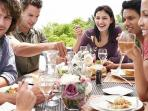 Food and Wine Paring at The Read House We come to you!!! See our Web Page for prices.