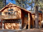 Beautiful, new Tahoe home just a block to the Lake with a private hot tub