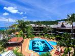 Patong 2 bed Apartments Beach Front & Sea Views