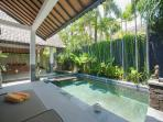 'ALLIRA'  Amazing 1 Bedroom Villa in Seminyak