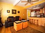 Very relaxing, colorful, full of amazing amenities.