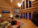 Paradise Meadow Lodge is the ultimate mountain lodge!!