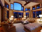 Luxurious Colorado Mountain Ski Home located in Shock Hill