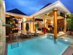 Complex of stylish trendy and cozy villas 10BR