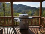 It Doesnt Get Much Better than Grilling with a View