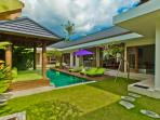 New Villa for 6-8 people in Canggu