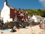 Ty Coch Inn, voted in the top 5 bars in the world