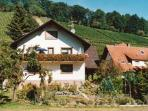 Vacation Apartment in Gengenbach - 969 sqft, 2 bedrooms, max. 4 People (# 7784)