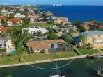 4br, 2b Waterfront Home With Pool by beach