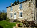 WEST HOUSE, family friendly, character holiday cottage, with a garden in Middleton-In-Teesdale, Ref 2040