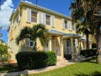 LUXURY END UNIT TOWNHOME IN GRACE BAY
