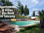 APARTMENT  CICLAMINO D BOUTIQUE VACATION RENTAL  IN VOLTERRA  swimmings pool tennis