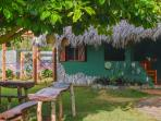 CASA TAINA, rusticly into Chalet Tropical Village