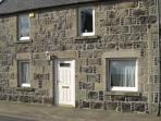 The Creel Cottage. Rosehearty.Fraserburgh,Scotland