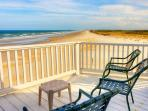 Blue Water View, Beach Front House, 4 bedrooms, Elevator, HDTV