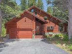 Gorgeous Tahoe Donner Ski Lease with Hot Tub on the Golf Course