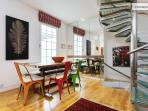 Distinctive 3 bed house, Palace Gardens Terrace, Kensington