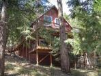 Luxury cabin by Strawberry, Pinecrest Lake!