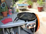 Gas BBQ to grill your favorite