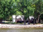 TIMEAWAY LODGE riverfront retreat sleeps up to 17.