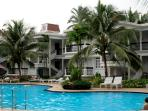 3 bhk villa with private access to Candolim Beach