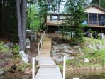 Scenic Shores Waterfront in Moultonborough Sleeps 6 (CUR173Wf)