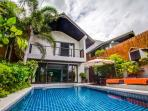 Beachside Luxury Villa Tawan