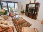 2-bedroom Renovated Ocean View Condo with Expansive Lanai