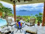 Quaint 3 Bedroom Villa on Tortola