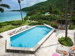 Amazing 6 Bedroom Villa on Mahoe Bay