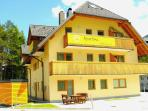 Apartments Rozic are a nice holiday accommodation
